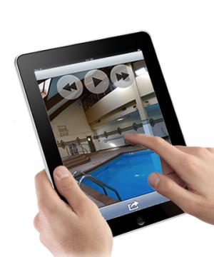 Responsive web design and virtual tours