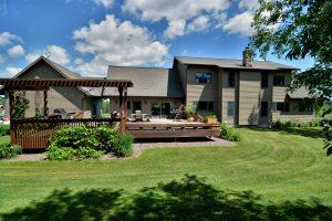 Rice Lake Country Home