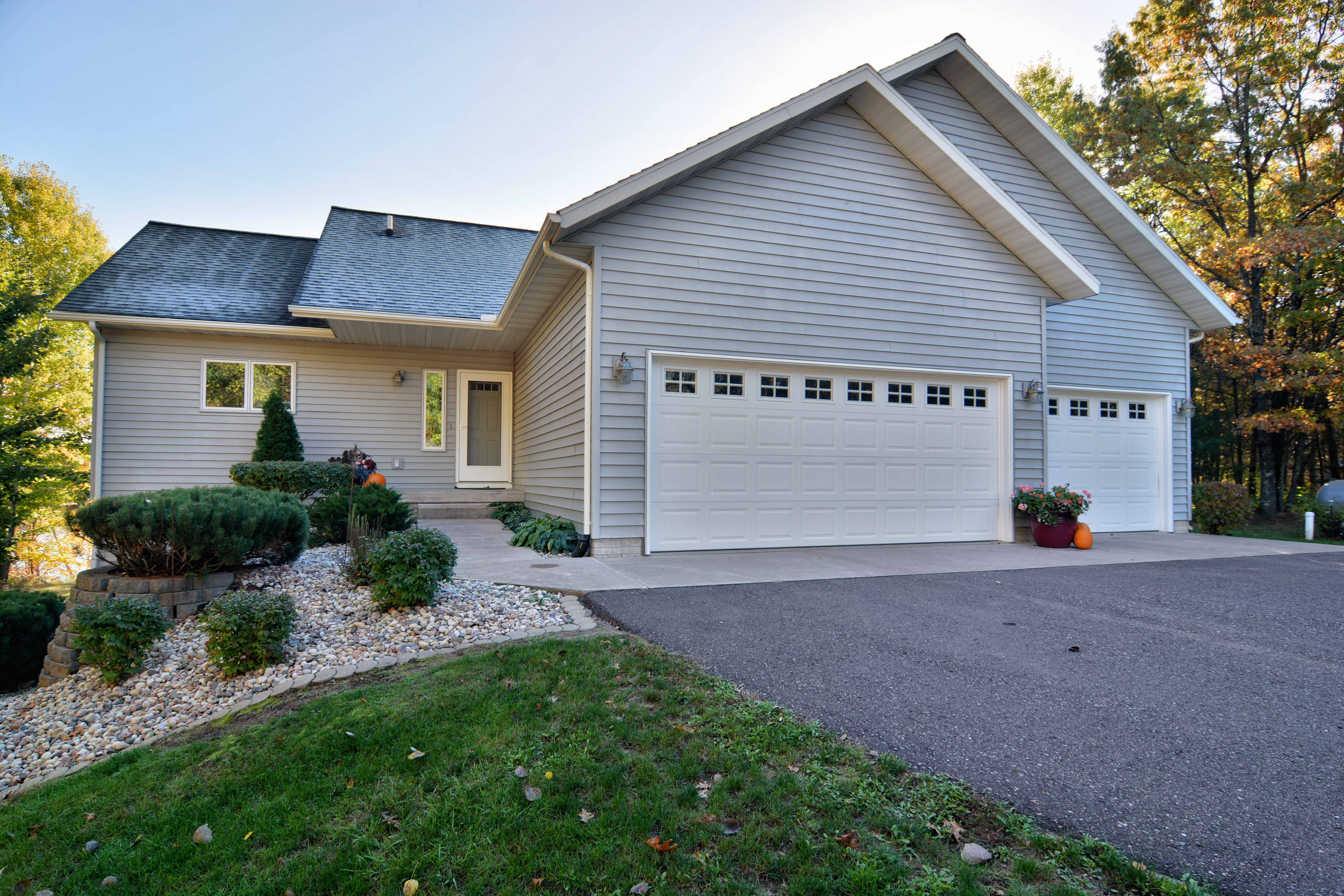Spooner Wisconsin Lake Home For Sale