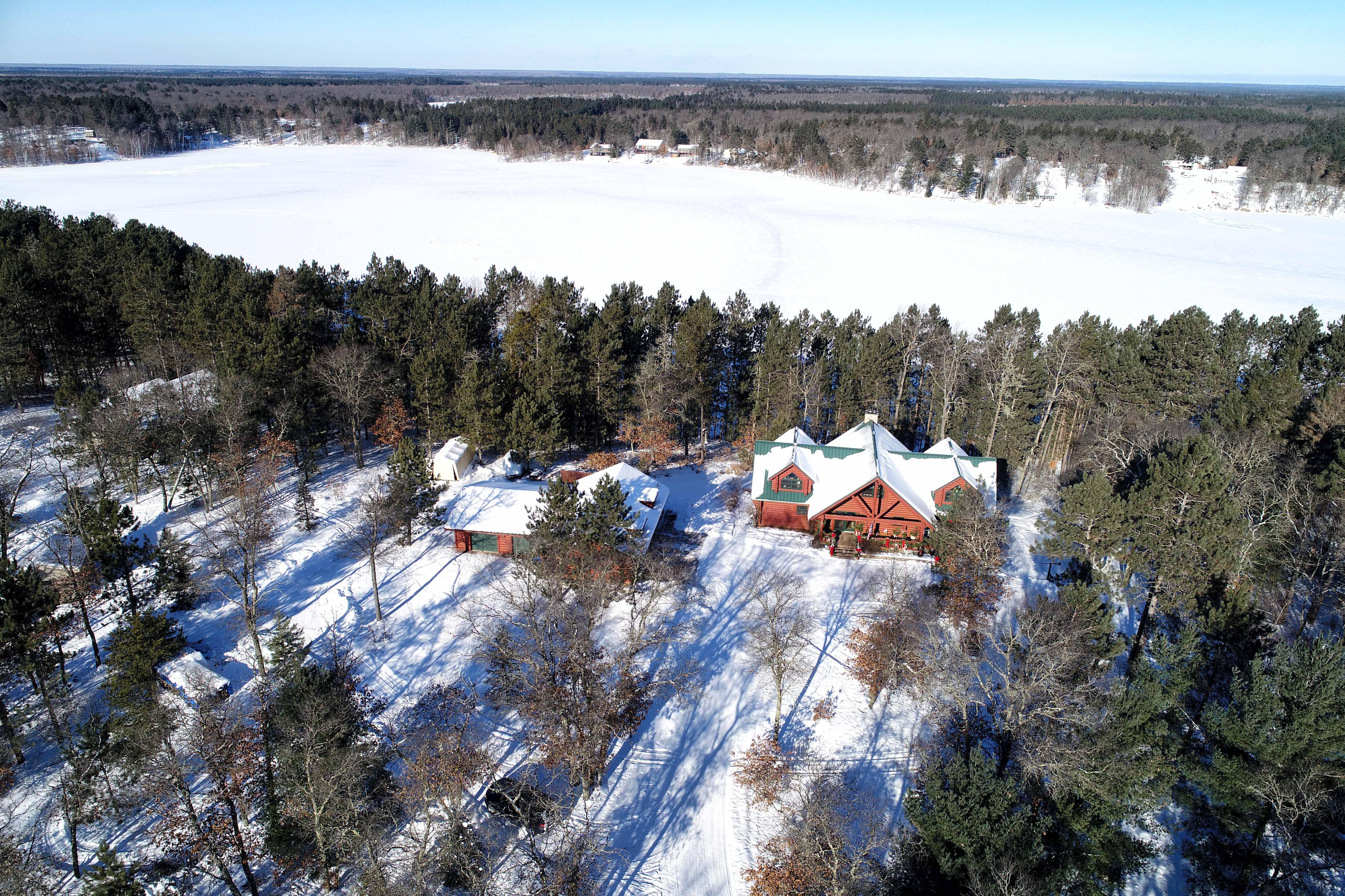 Minong Aerial Real Estate Photos