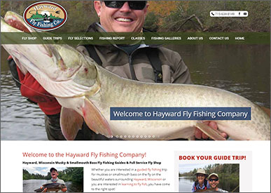 Hayward Fly Fishing Company