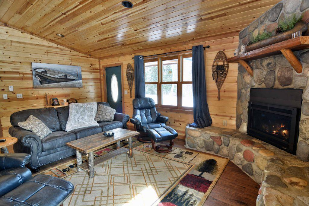 Clam Lake WI Vacation Rental