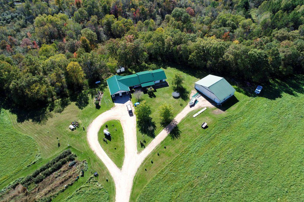 Cameron, Wisconsin Farm