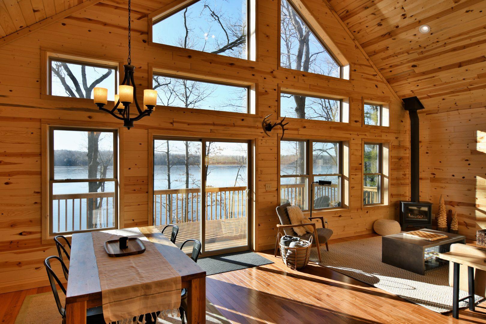 Stone Lake, WI Vacation Home Marketing