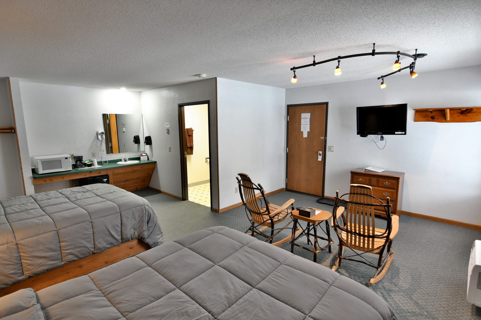 Northern Wisconsin Lodging Virtual Tour